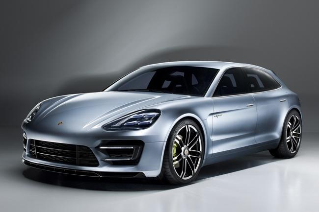 Porsche Panamera Sport Turismo e-hybrid 01