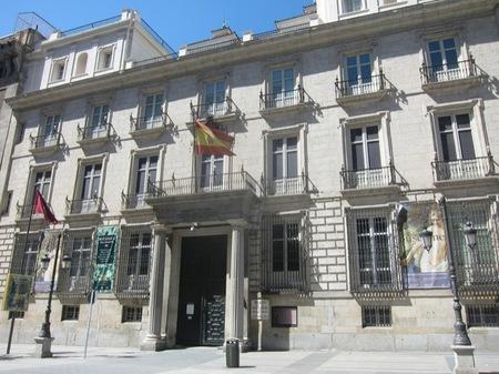 La exposición del Notariado en la Real Academia de Bellas Artes de San Fernando de Madrid