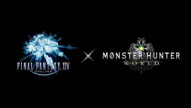 Monster Hunter World tendrá un crossover con  Final Fantasy XIV este verano [E3 2018] (actualizado)