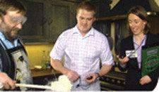 Heston Blumenthal y su laboratorio culinario