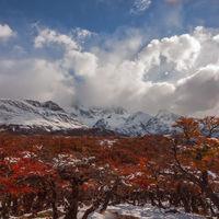 'Humeante', Pablo Vilches nos muestra sin aditivos toda la grandeza del paisaje natural de la Patagonia argentina