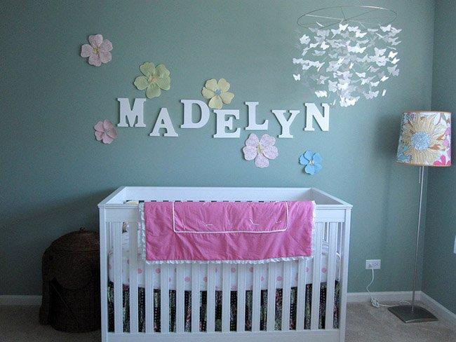 Se sigue recomendando que el beb duerma solito en su for Frases para cuartos de ninas