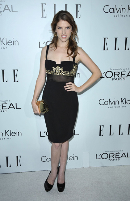 fiesta Elle Women in Hollywood 2012 Anna Kendrick