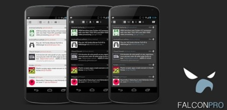 Falcon Pro, borrada de Google Play ¿para siempre? por las limitaciones de Twitter