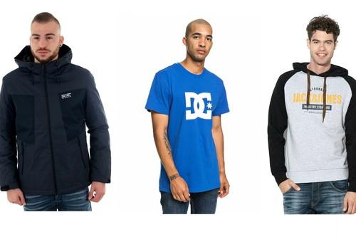 Ofertas de moda en eBay con un 10% de descuento extra gracias al cupón PARAYA. Rebajas en marcas como Quiksilver, Dc Shoes o Jack & Jones