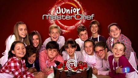 'MasterChef Junior', en su línea