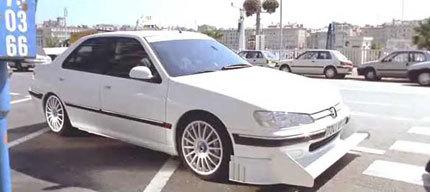 Peugeot 406 - Taxi