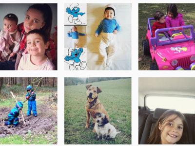 Los niños no quieren que sus padres publiquen tantas fotos suyas en redes sociales, según un estudio