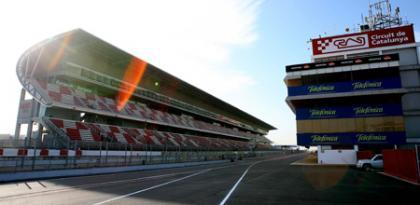 Circuit de Catalunya en Montmeló: pasa de colas, desplázate en helicóptero