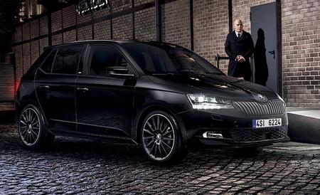 Škoda Fabia Black Edition