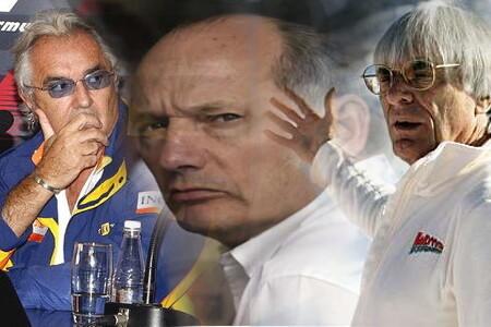 McLaren y Renault amenazaron con boicotear el GP de Australia