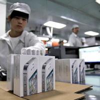Foxconn sufre la desaceleración de las ventas del iPhone registrando su primer año de crecimiento negativo