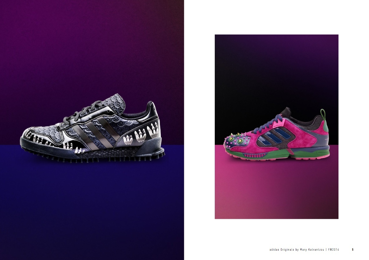 Foto de adidas Originals by Mary Katrantzou (5/6)