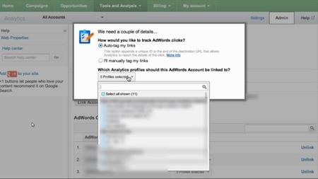 ¿Por qué es importante tener conectadas las cuentas de Google Adwords y Analytics?