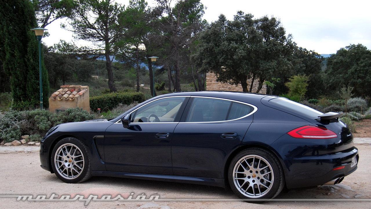Foto de Porsche Panamera 2014 (presentación) (16/38)