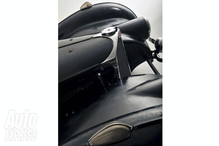 Foto de Bugatti Type 57S (7/12)