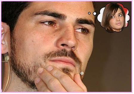 """Iker Casillas está """"enchochado"""" con Sara Carbonero"""