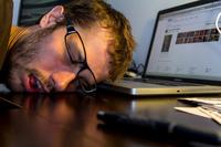 La adicción al trabajo y la productividad no se llevan bien