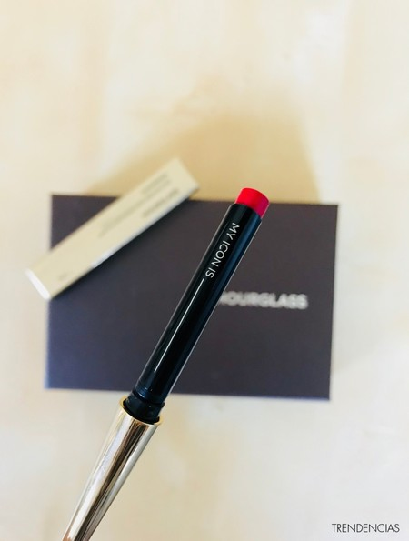 review probamos hourglass cosmetics labial