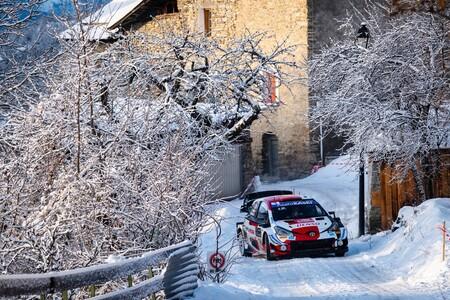 Sébastien Ogier comienza ganando el año de su retirada del WRC y ya es el piloto con más victorias en Montecarlo
