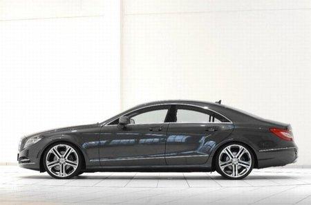 Mercedes CLS 2011 por Brabus