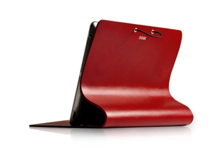 Evouni Leather Arc Cover, protege tu iPad 2 con mucho estilo