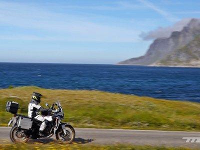 Nordkapp 2017: de ruta más allá del Círculo Polar Ártico, entre glaciares y bajo el sol de medianoche