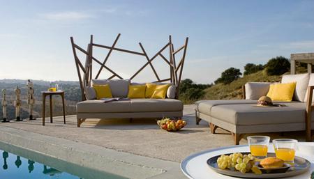Colección Saga de Roche Bobois, muebles con vida propia
