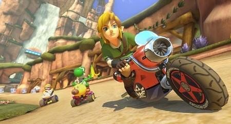 Zelda y F-Zero aparecen en el primer DLC de Mario Kart 8