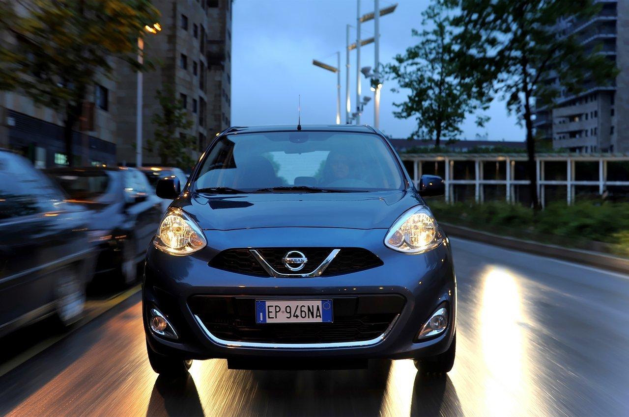 Foto de Nissan Micra (2013) (1/35)