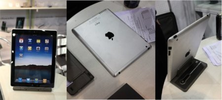 Otro concepto del iPad 2 descubierto en el CES de Las Vegas