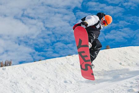 Llega la nieve ¡Empieza el snowboard!