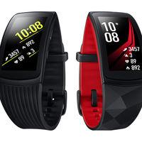 Samsung Gear Fit 2 Pro: sumergible hasta 50 metros, cierre más seguro y nuevas funciones
