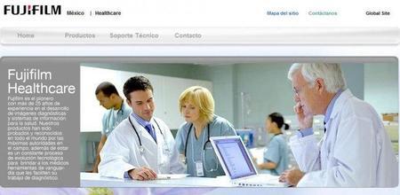 FUJI lanza en México Healthcare un sitio para el cuidado de la salud