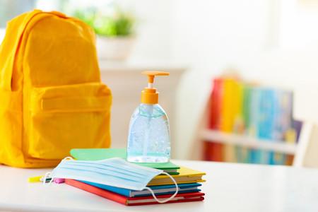 'Kit Covid' para la vuelta al cole: los cinco esenciales que deben llevar los niños en la mochila