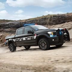 Foto 1 de 9 de la galería ford-f-150-police-responder en Motorpasión México