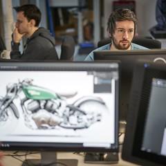 Foto 9 de 81 de la galería royal-enfield-kx-concept-2019 en Motorpasion Moto