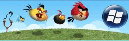 Angry Birds para Windows Phone 7 se actualiza con 90 niveles más