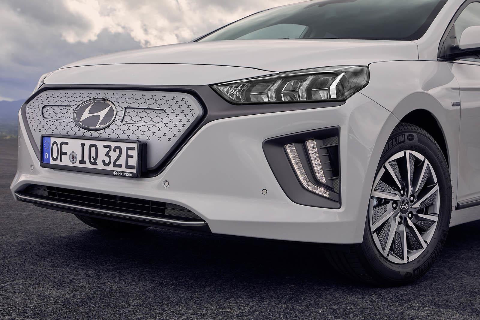 Foto de Hyundai Ioniq Electrico 2020 (10/14)