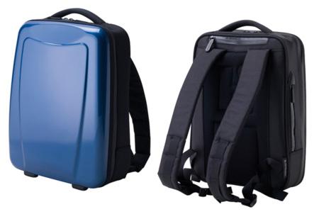 Mochila maleta para tu portátil de Hideo