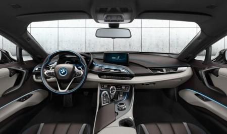 BMW i8 interior 027