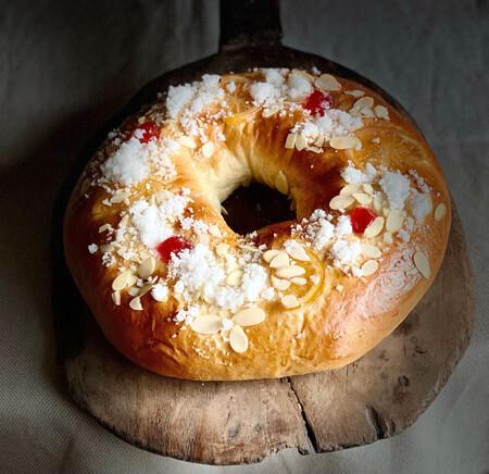 Roscon De Reyes Viena La Baguette
