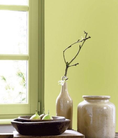 Peinture Attitude Cuisine Et Bains Ripolin Vert Plexiglas 2 L