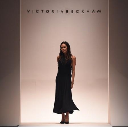 Victoria Beckham, eliminando tinta