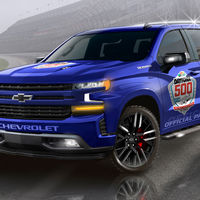 Chevrolet ya tiene 'Pace Car' para las 500 Millas de Daytona. ¿Camaro? ¿Corvette? No, ¡una pick-up!