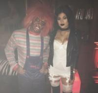 Kylie Jenner Halloween 2014