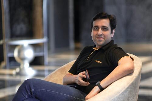 """""""Abriremos tiendas físicas en 2022"""": Madhav Sheth, VP global y CEO de realme Europa"""