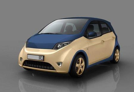 City Car, la apuesta GNC-Eléctrica de un billonario ruso