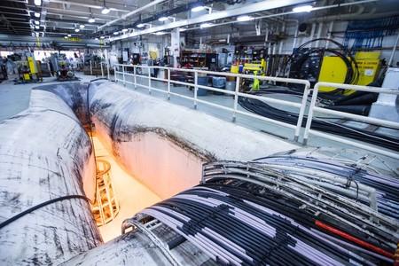 El cable submarino que conecta Bilbao con EEUU consigue un nuevo récord: 26,2 Tbps de transferencia