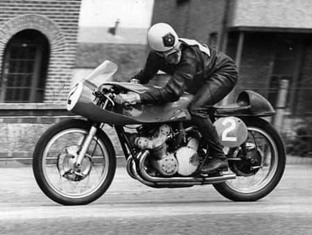 Geoff Gilera 500cc